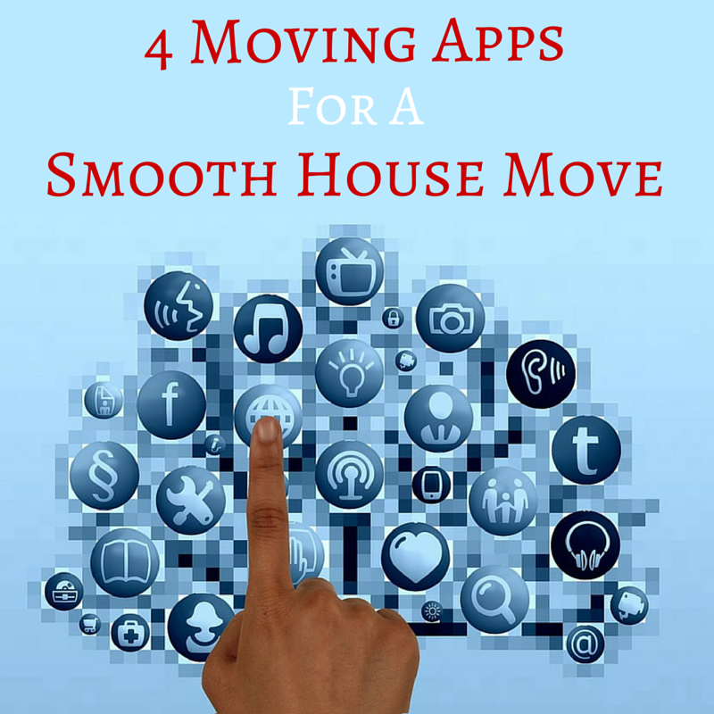 4 Moving Apps for a Smooth House Move