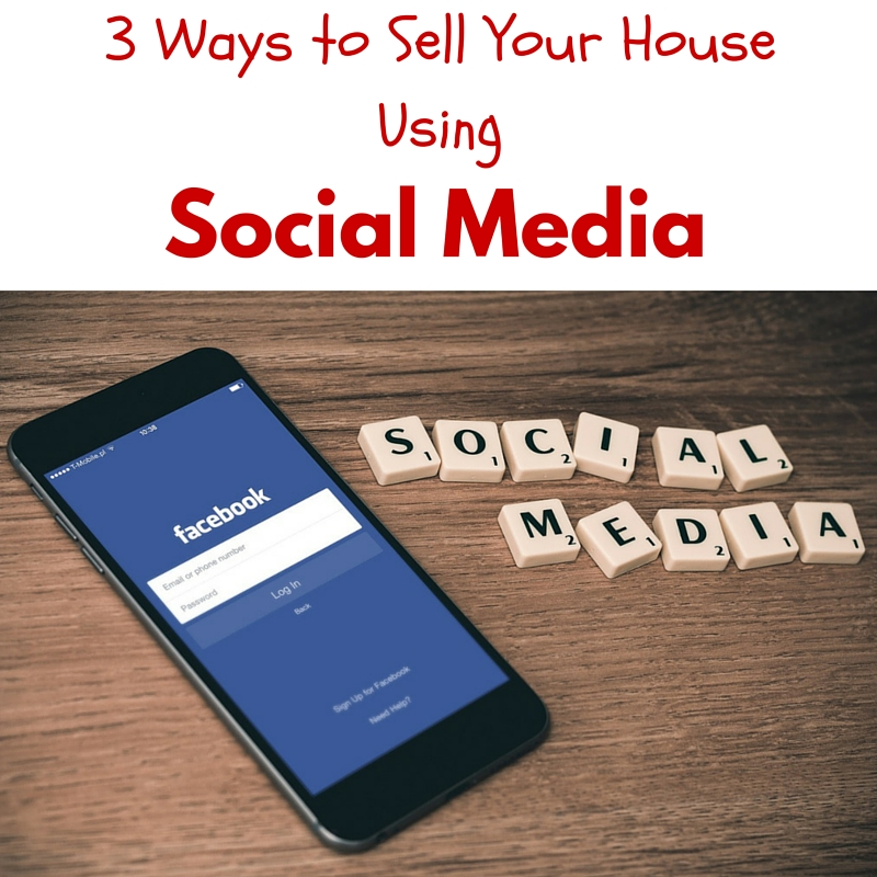 Sell Your House Using Social Media