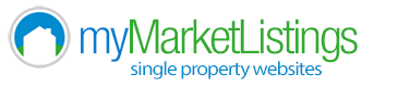 Build Single Property Websites and Sites | My Market Listings